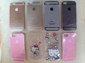 Funda Silicona iPhone 5,5s