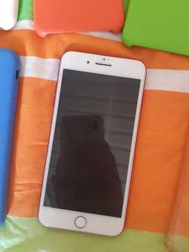 IPhone 7 Plus /128gb + 5 forros originales