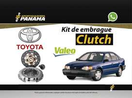 Kit de embrague clutch toyota tercel