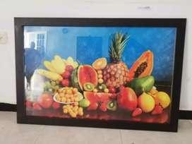 Venta de hermosos cuadros forrados en vidrio