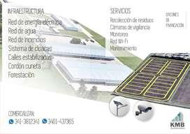Lotes logística/ comercial- San Genaro