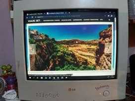 Vendo monitor LG 14. Excelente estado.