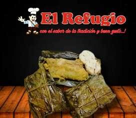 Se necesita auxiliar de cocina natural de Colombia solo para domingos festivos