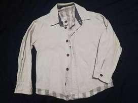 Lote de camisas 24/36 meses