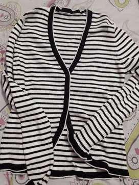 Suéter de hilo de verano Nuevo