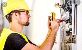 Electricista instalaciones electricas cableado esttucyurado