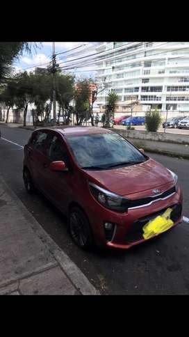 Kia picanto 2019. Motor 1000