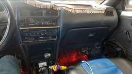 Estation wagon del 98 motor 1300  2c es de uso personal esta todo aldia listo para transferencia