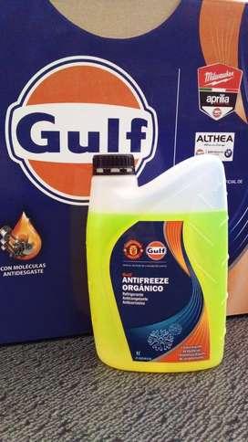 Gulf Antifreeze Orgánico