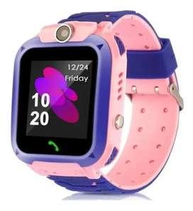 Reloj Inteligente para Niños con GPS Q12