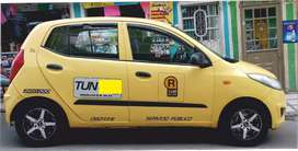 VENDO TAXI HYUNDAY 2013