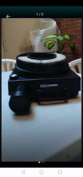 Projector antiguo