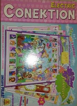 Conektion Electric - Tierra de Fantasía con Sonido y Luz.