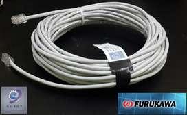 Cable de red CAT5E DATOS Internet Ethernet 30 metros Varios tamaños