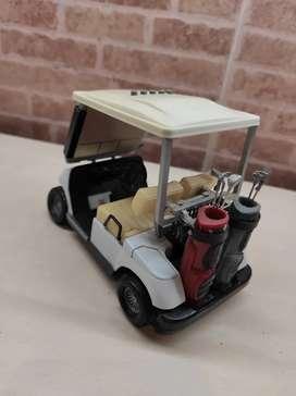 Carrito de Golf miniatura