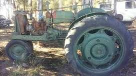 Vendo tractor naftero