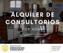 ALQUILER DE OFICINA Y CONSULTORIO POR HORA