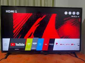 "Smart Tv LG 43"" pulgadas"