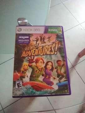 Vendo Kinect Aventuras original de Xbox 360  con manual a solo diez dólares. Soy de Guayaquil y hago envíos