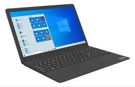 Computador Portátil Ultra Delgado EVOO Ultra-Thin, Pantalla Full HD 15.6, Intel Core i7, 256GB SSD, Ram 8GB Nuevo Bogotá