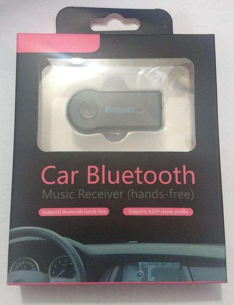 Bluetooth receptor de Música y manos libres
