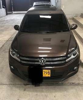Volkswagen Tiguan Trend & Fun 2.0 Turbo año 2012