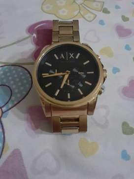 Se vende Reloj Armani Exchange