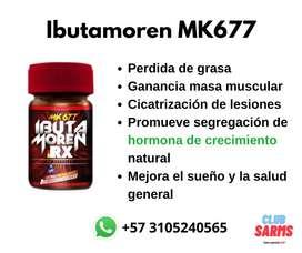 Sarm MK-677 Ibutamoren