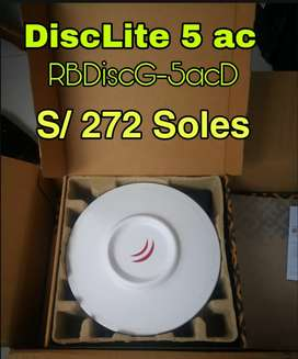 Mikrotik disc lite 5ac