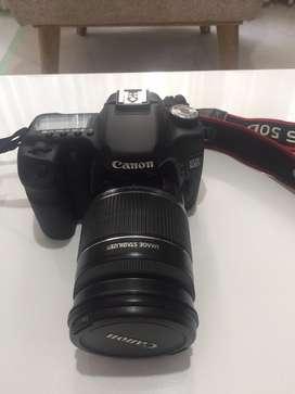Camara Canon EOS 50 D