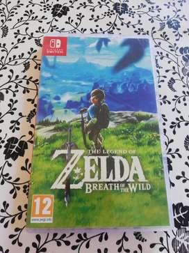 Vendo Zelda Nintendo Switch