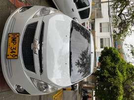 SPARK GT FULL EQUIPO 2014 BLANCO