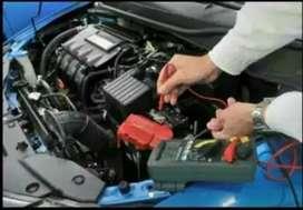 Técnico electricista electrónico automotriz