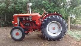 Tractor Hanomag 55 Reparado