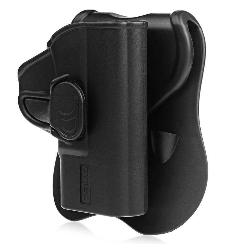 Pistolera Calibre 9mm Glock 17/22/31 0