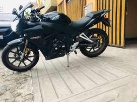 Moto Pistera 200 con SOAT