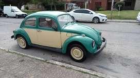 Volkwagen escarabajo