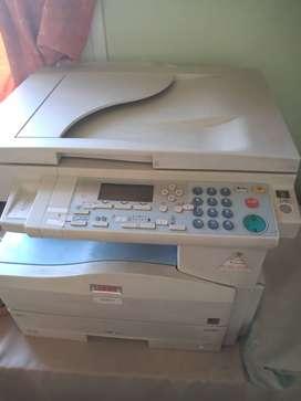 Fotocopiadora Ricoh MP201 / Lanier LD117