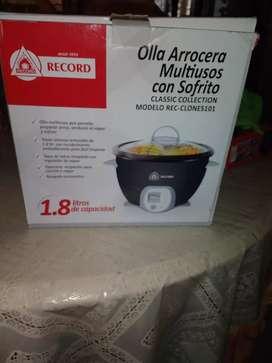 OLLA AROCERA RECORD ORIGINAL