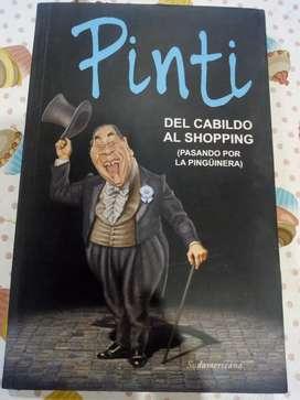 Del Cabildo al Shopping de Pinti