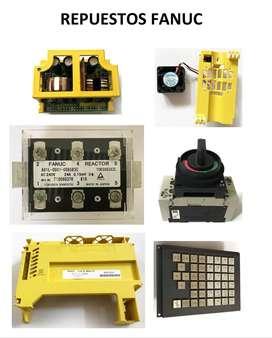 Repuestos controles Fanuc CNC