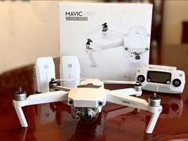 Drone Mavic Pro Alpine White