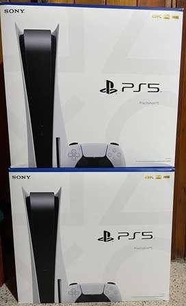 Playstation 5 Edicion Estandar