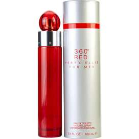 Perfume 360 red for men - perry ellis