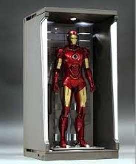 dioramas iron man