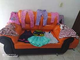 Hermoso bloque de ropa  para niña