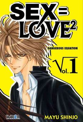 Manga Sex Love 01 IVREA mayu shinjo