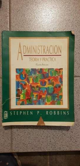 Administracion. Teoria y Practica