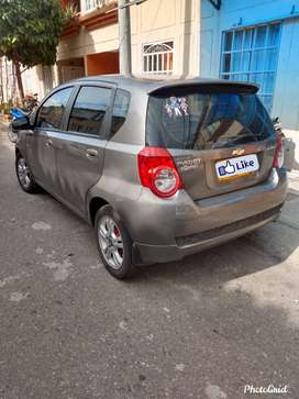 Chevrolet aveo gt emotion 2011