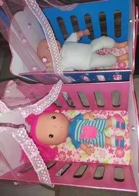 Cunas para muñecas